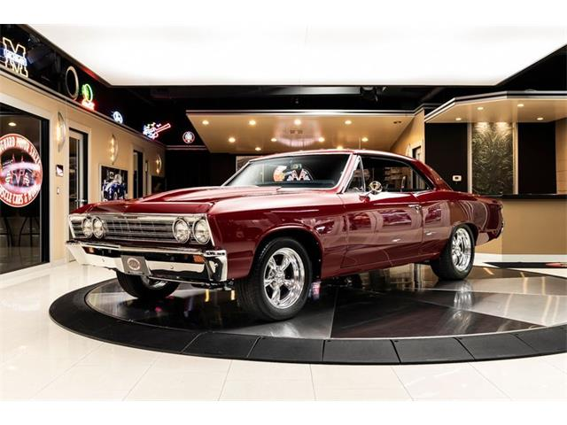 1967 Chevrolet Chevelle (CC-1532103) for sale in Plymouth, Michigan