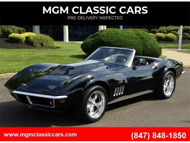 1969 Chevrolet Corvette (CC-1532104) for sale in Addison, Illinois