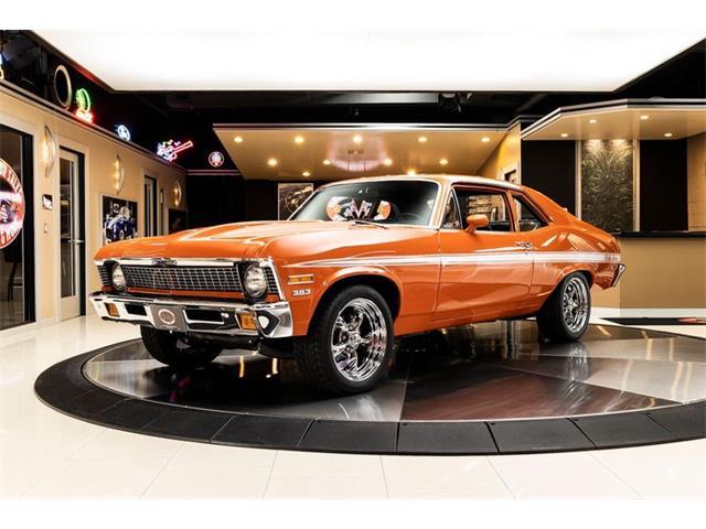 1972 Chevrolet Nova (CC-1532109) for sale in Plymouth, Michigan