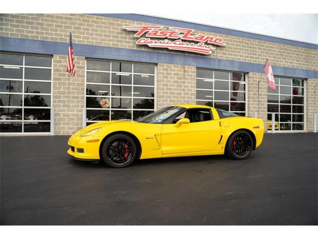 2007 Chevrolet Corvette (CC-1532114) for sale in St. Charles, Missouri