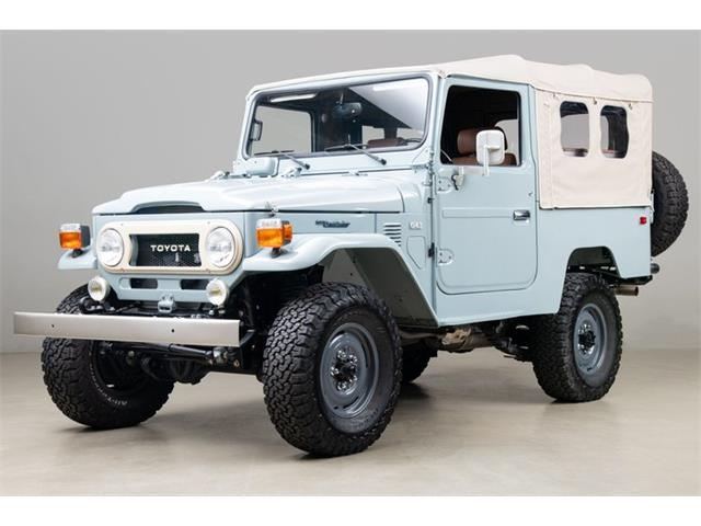 1979 Toyota Land Cruiser FJ (CC-1532116) for sale in Scotts Valley, California