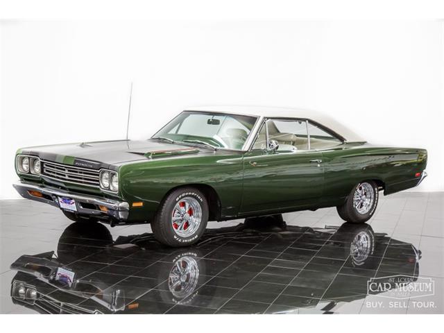 1969 Plymouth Road Runner (CC-1532125) for sale in St. Louis, Missouri