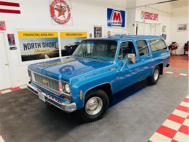 1978 Chevrolet Suburban (CC-1532130) for sale in Mundelein, Illinois