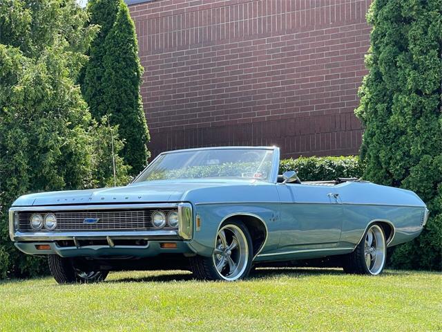 1969 Chevrolet Impala (CC-1532134) for sale in Geneva, Illinois