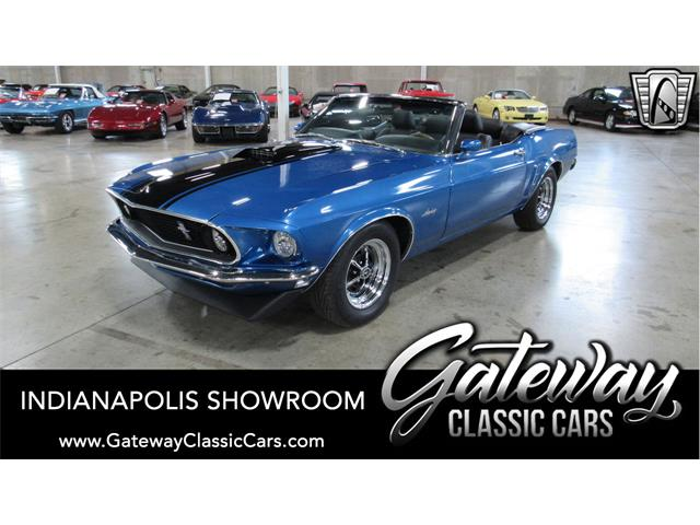 1969 Ford Mustang (CC-1532137) for sale in O'Fallon, Illinois