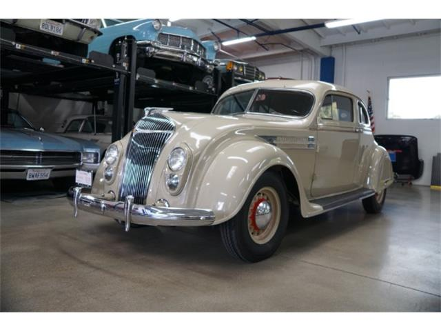 1936 Chrysler Coupe (CC-1530214) for sale in Torrance, California