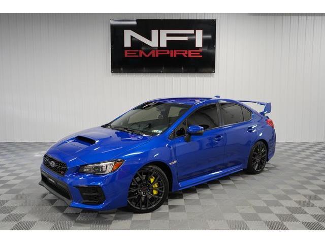 2018 Subaru WRX (CC-1532143) for sale in North East, Pennsylvania