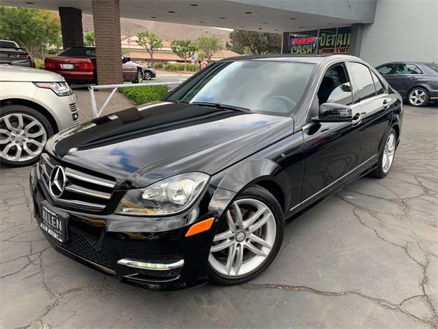 2014 Mercedes-Benz C-Class (CC-1532156) for sale in Thousand Oaks, California