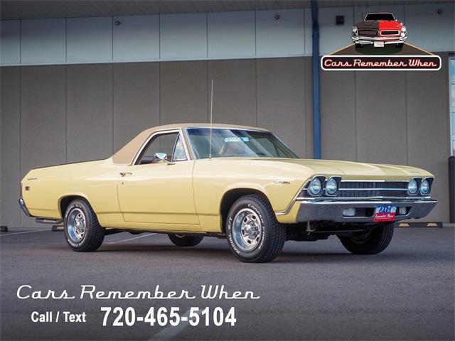 1969 Chevrolet El Camino (CC-1532158) for sale in Englewood, Colorado