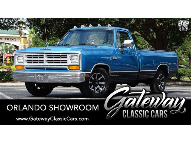 1988 Dodge Ram (CC-1532160) for sale in O'Fallon, Illinois