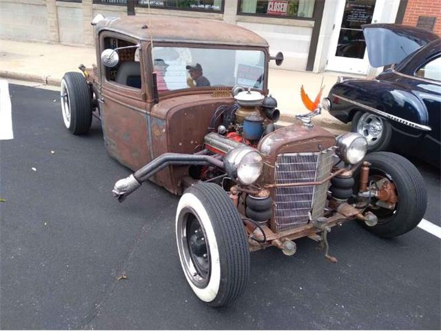 1935 International Pickup (CC-1532161) for sale in Cadillac, Michigan
