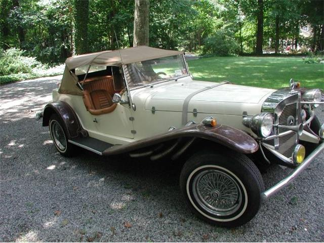 1929 Mercedes-Benz SSK (CC-1532162) for sale in Cadillac, Michigan