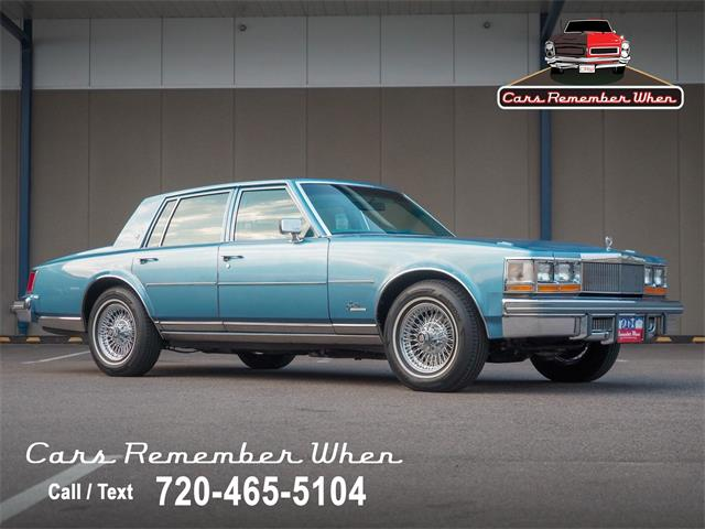 1978 Cadillac Seville (CC-1532163) for sale in Englewood, Colorado