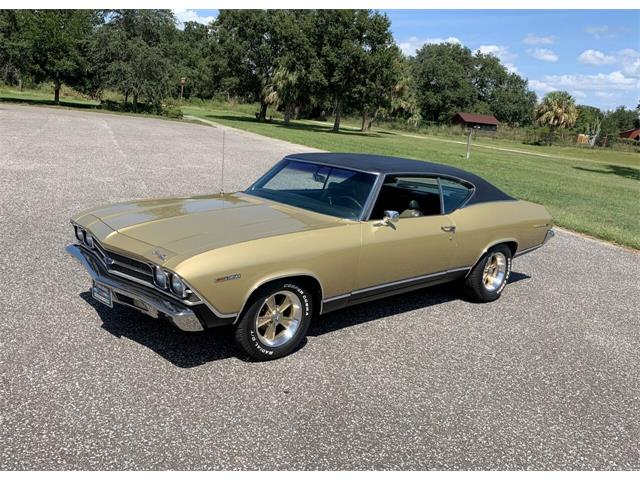1969 Chevrolet Chevelle Malibu (CC-1532171) for sale in Clearwater, Florida