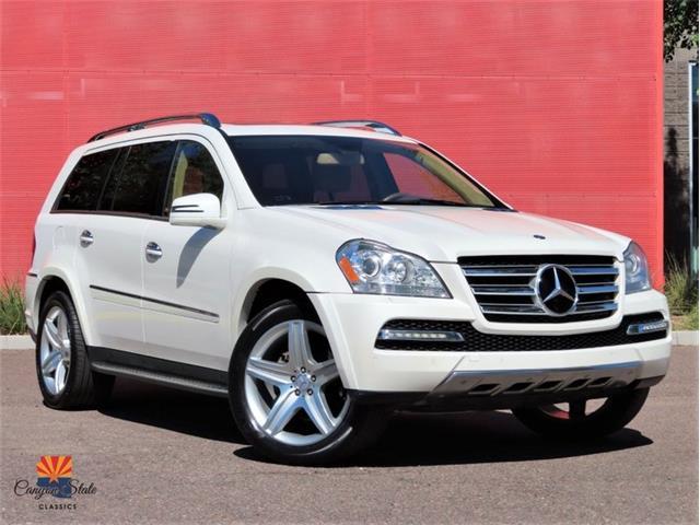 2011 Mercedes-Benz GL450 (CC-1532172) for sale in Tempe, Arizona