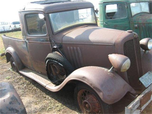 1935 Chevrolet Panel Truck (CC-1532173) for sale in Cadillac, Michigan