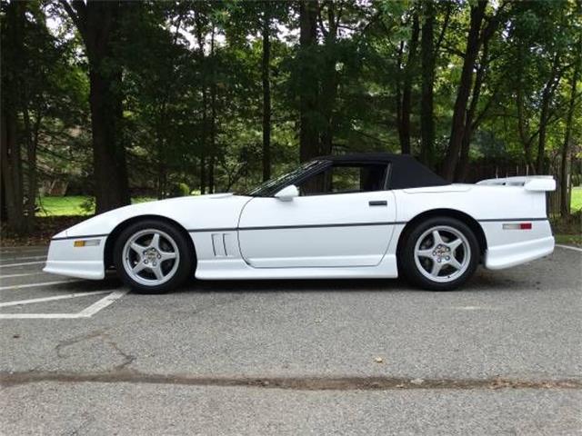 1987 Chevrolet Corvette (CC-1532175) for sale in Cadillac, Michigan