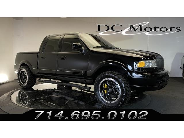 2002 Lincoln Blackwood Pickup (CC-1532183) for sale in Anaheim, California
