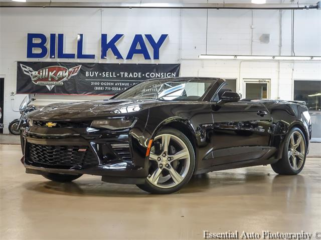 2017 Chevrolet Camaro (CC-1532191) for sale in Downers Grove, Illinois