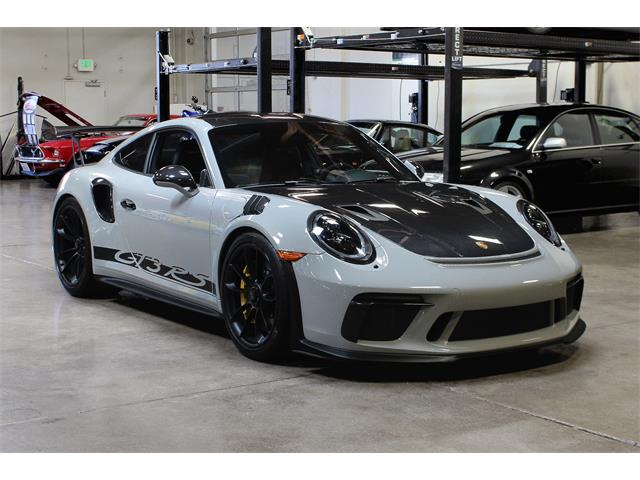 2019 Porsche 911 (CC-1532193) for sale in San Carlos, California