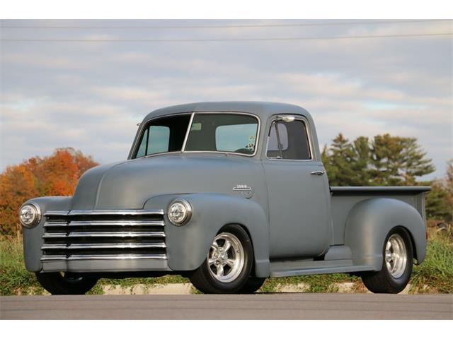 1951 Chevrolet 3100 (CC-1532194) for sale in Stratford, Wisconsin