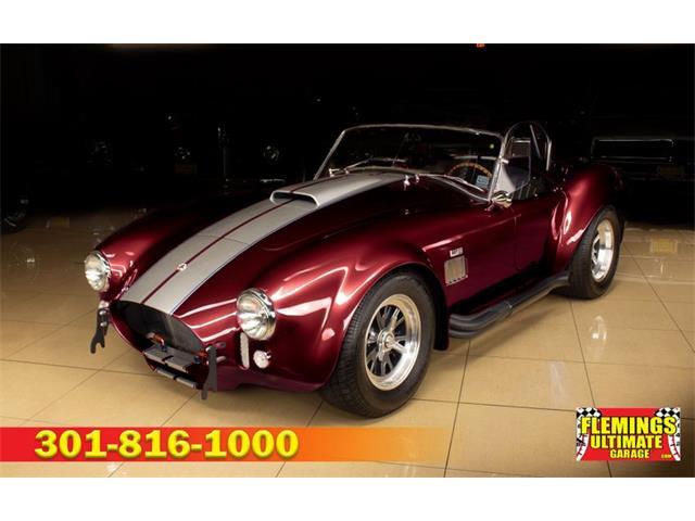 1965 Superformance Cobra (CC-1532199) for sale in Rockville, Maryland