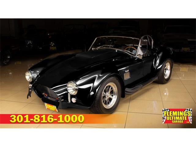 1965 Superformance Cobra (CC-1532200) for sale in Rockville, Maryland