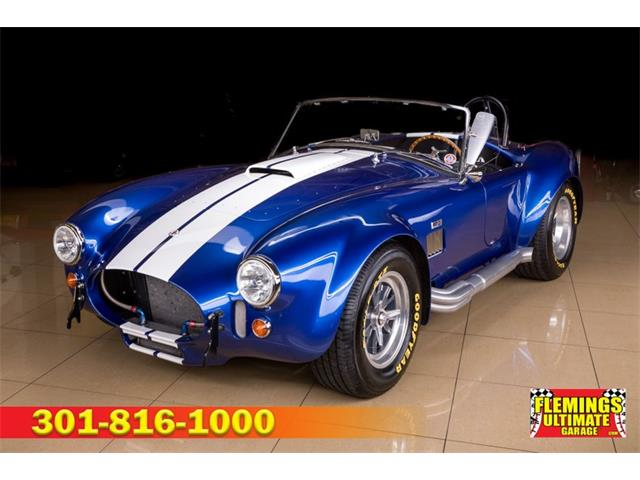1965 Superformance Cobra (CC-1532201) for sale in Rockville, Maryland