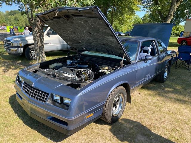 1984 Chevrolet Monte Carlo (CC-1532203) for sale in Shelby Township, Michigan
