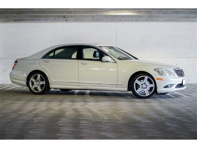 2009 Mercedes-Benz S-Class (CC-1532207) for sale in Sherman Oaks, California