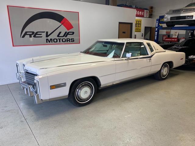 1978 Cadillac Eldorado (CC-1532208) for sale in Shelby Township, Michigan