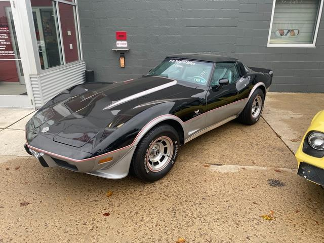 1978 Chevrolet Corvette (CC-1532209) for sale in Shelby Township, Michigan