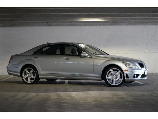 2008 Mercedes-Benz S-Class (CC-1532210) for sale in Sherman Oaks, California