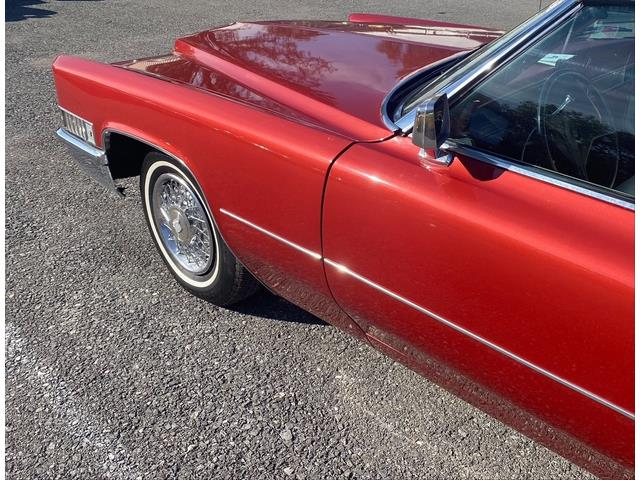 1969 Cadillac DeVille (CC-1532214) for sale in Shelby Township, Michigan