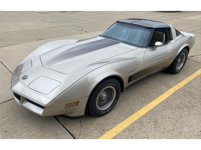 1982 Chevrolet Corvette (CC-1532215) for sale in Shelby Township, Michigan