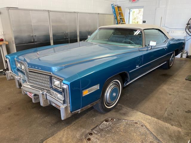 1978 Cadillac Eldorado (CC-1532218) for sale in Shelby Township, Michigan