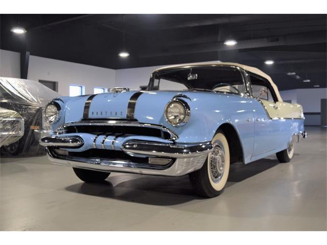 1955 Pontiac Star Chief (CC-1532221) for sale in Sioux City, Iowa