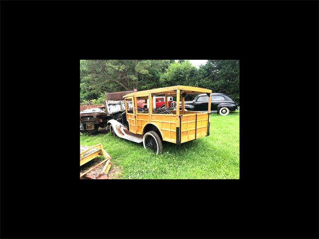 1928 Ford Woody Wagon (CC-1532223) for sale in Greenville, North Carolina