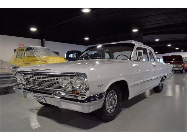 1963 Chevrolet Bel Air (CC-1532225) for sale in Sioux City, Iowa