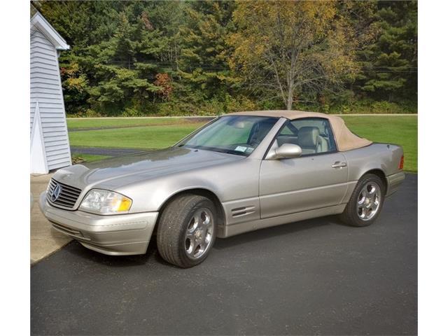 1999 Mercedes-Benz SL500 (CC-1532226) for sale in Buffalo, New York