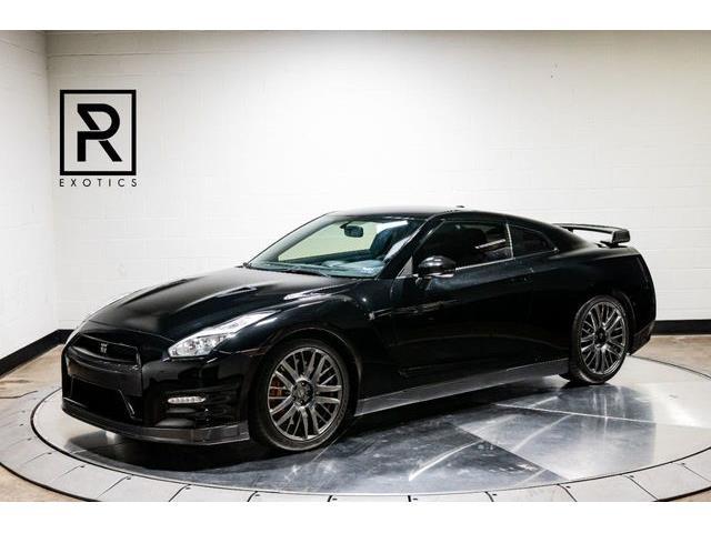 2016 Nissan GT-R (CC-1532229) for sale in St. Louis, Missouri