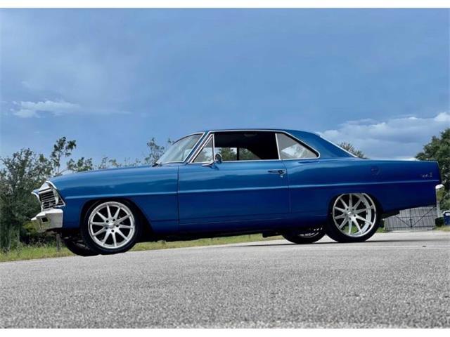 1967 Chevrolet Nova (CC-1532231) for sale in Cadillac, Michigan