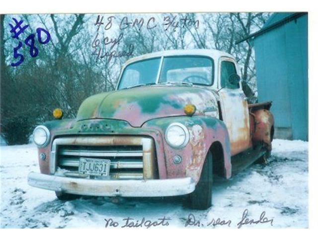 1948 GMC Pickup (CC-1532232) for sale in Cadillac, Michigan