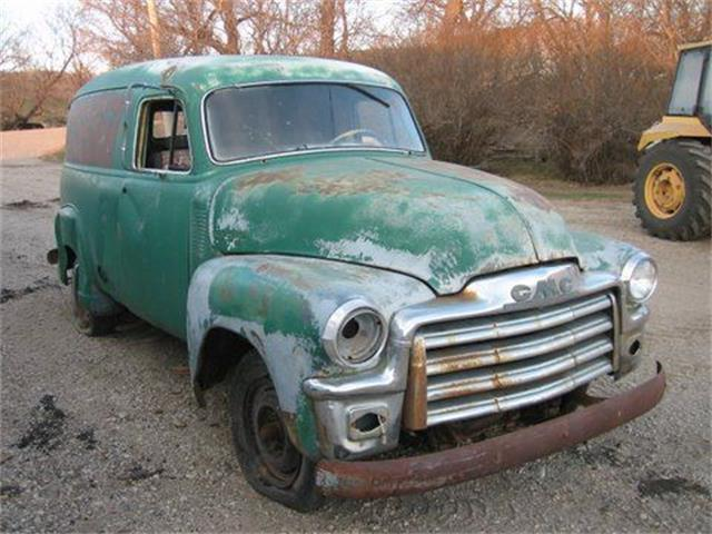 1954 GMC Panel Truck (CC-1532237) for sale in Cadillac, Michigan