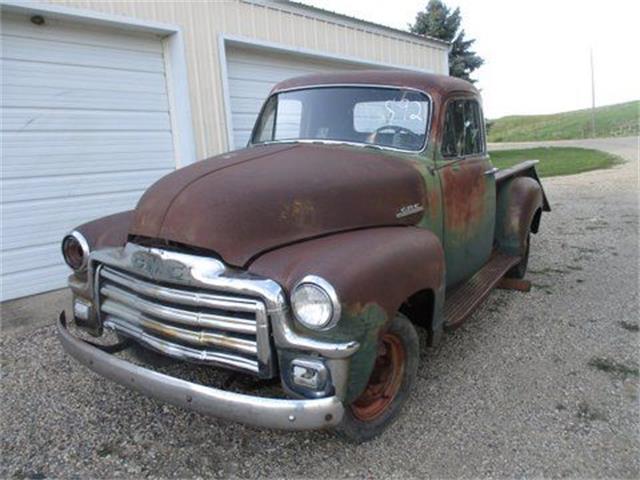 1954 GMC Pickup (CC-1532238) for sale in Cadillac, Michigan