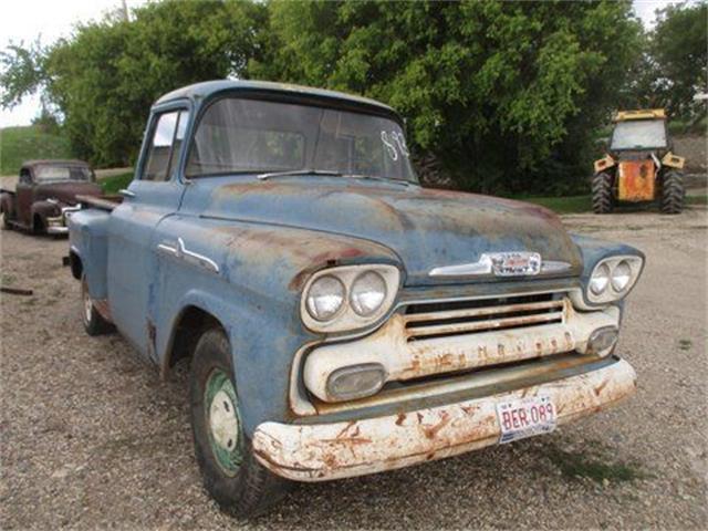 1958 Chevrolet Apache (CC-1532239) for sale in Cadillac, Michigan