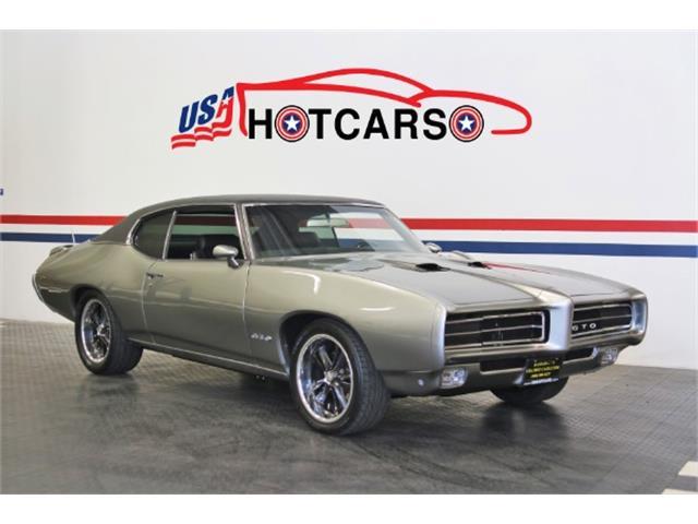 1969 Pontiac GTO (CC-1532241) for sale in San Ramon, California