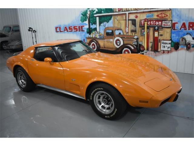 1977 Chevrolet Corvette (CC-1532242) for sale in Cadillac, Michigan