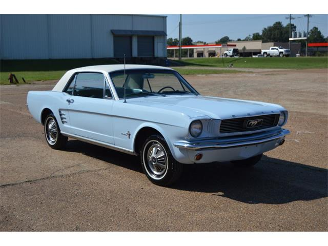 1966 Ford Mustang (CC-1532247) for sale in Batesville, Mississippi