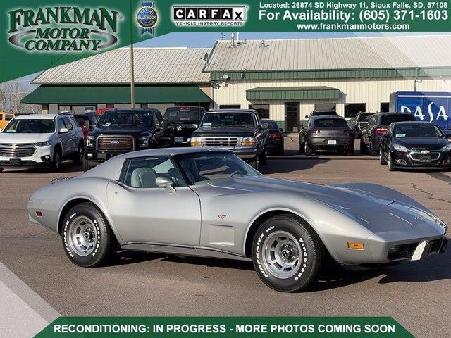 1977 Chevrolet Corvette (CC-1532249) for sale in Sioux Falls, South Dakota